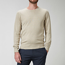 ANDREW COTTON O-NECK NEULE